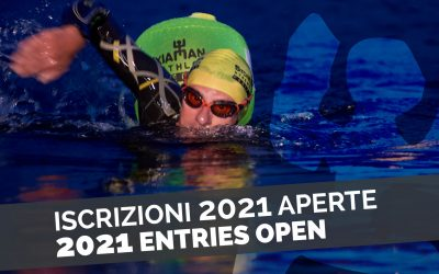 2021 ENTRIES OPEN