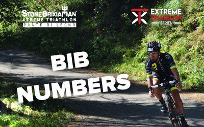 Bib Numbers